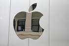 Apple appears to be going on a redesign for its next iPhone. Photo / AP