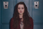 Hannah is the girl who commits suicide in 13 Reasons Why. Photo / Supplied