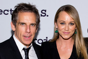 Actor Ben Stiller and wife Christine Taylor have called it quits. Photo / Getty