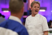 Gordon Ramsay during an episode of Hell's Kitchen. Photo / Getty