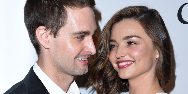 Miranda Kerr Gets Married: Orlando Bloom's Ex Weds Snapchat Founder Evan Spiegel