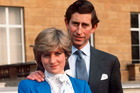 After five months and just a dozen meetings, Diana and Charles were married. Photo / Getty