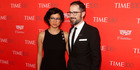 Twitter founder Evan Williams (right) attends the 2016 Time 100 Gala at Frederick P. Rose Hall, Jazz at Lincoln Center on April 26, 2016 in New York City. Photo / Getty