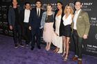 The cast of the new ABC Dirty Dancing remake. Photo / Getty Images