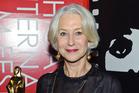 Actress Helen Mirren. Photo / Getty Images