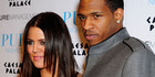 Khloe Kardashian and Rashad McCants pictured together in 2008. Photo / Getty Images