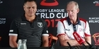 Watch: Kidwell and Bennett on Rugby League World Cup