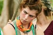 Louisa McClintock was stretchered off Survivor NZ after a foot infection got infected.