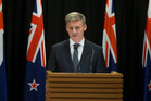 Bill English made it clear his Government plans to do social services differently. Photo / Mark Mitchell