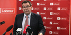 Labour finance spokesman Grant Robertson says if it was his Budget it would start with getting the basics right. Photo / Claire Trevett