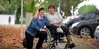 Crash survivor lost part of her leg and never had an apology from
