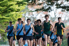 The annual Whanganui Secondary Schools Cross Country will be in full swing on the Wanganui Collegiate Golf Course on Thursday afternoon. PHOTO: Rob van Dort