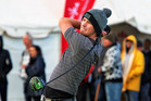 TOP DRAW: Sam Jones won the Trident Homes North Island Long Drive Championships held at Papamoa on Saturday. PHOTO: Wayne Tait