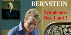 Bernstein, Symphonies Nos. 1 and 2 (Naxos)