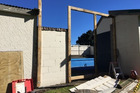 Damage to Moturoa School in New Plymouth. Photo / Supplied