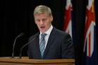In February, Prime Minister Bill English announced the election would be held on September 23. Photograph by Mark Mitchell