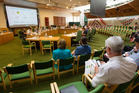 The Rotorua Lakes Council met for a short time today. Photo/File