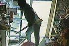CCTV footage of an alleged aggravated burglary. Photo / Supplied by NZ Police