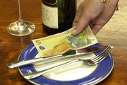 Tipping in New Zealand is a rare occurrence. Photo / File