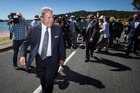 New Zealand First Leader Winston Peters described the Budget as