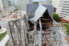 The row over what to do with Christchurch's earthquake-crippled Christ Church Cathedral drags on.