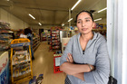 Carlisle Street Convenience Store owner and robbery victim Amandeep Kaur is hopeful at news police will invest more into curbing robberies but says the law is what really needs attention. Photo/file