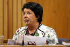 Paula Bennett, Minister of Police, Tourism and thinking aloud. Photo / Stuart Munro