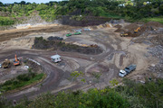 New housing on the old Three Kings quarry is listed as driving tighter zoning for two nearby schools. File photo