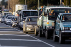 What should be done about Te Ngae Rd congestion?