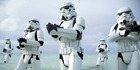 One Stormtrooper has finally spoken out about Star Wars' most popular fail. Photo / Lucasfilm