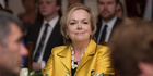 Revenue Minister Judith Collins. New Zealand Herald Photograph by Marty Melville