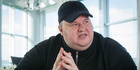The last thing Kim Dotcom wants to do is attract attention. PIcture / Greg Bowker