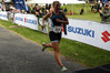 TOP CLASS: Hannah Knighton wins the under-19 girls' race at the NZ Secondary Schools Triathlon Championships. PHOTO: File