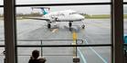 Flights at Rotorua Airport have been delayed this morning. Photo/File