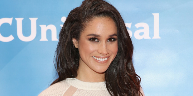 Loading Meghan Markle has stayed away from Pippa Middleton's wedding. Photo / AP