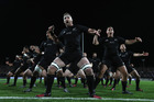 Kieran Read leads the attack force that is the All Blacks. Photo / Getty Images