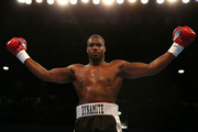 Daniel Dubois is just 19 but is tipped to be a World Heavyweight Champion. Picture / Getty Images