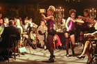 Born to Dance performers at Presbyterian Support East Coast's  Sparkle event fundraiser. Photo/Warren Buckland