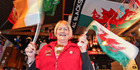Kerin John, of Hastings, is hoping to have people from UK and Ireland stay during the Lions rugby tour. Photo / Warren Buckland