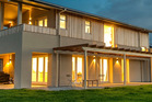 An energy-efficient passive house jointly designed by eHaus and Duncan Sinclair of Blackpine Architecture.