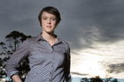 Hamilton student Sarah Thomson has taken the Government to the High Court over its climate targets. Photo / Peter Drury