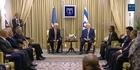 Watch: Trump leaves Israeli ambassador scratching his head