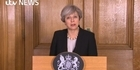 Watch: Watch: British PM raises threat level to 'critical'