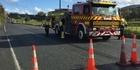 Watch: Delays after fatal crash