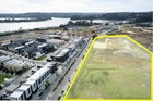 More than 400 homes are planned for this site at Hobsonville Point, north of Auckland. Photo / Supplied