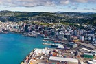 Vacancy for prime office space in Wellington has fallen to just 1 per cent. Photo / Supplied