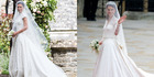 Which Middleton sister had the better wedding? Pippa or Kate? Photos / Getty Images