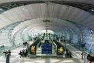 Suvarnabhumi airport in Bangkok. Photo / Oliver Mallich