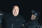 A sticky moment for Kim Dotcom