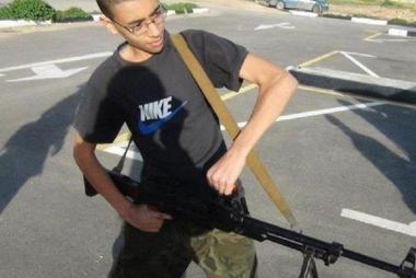 Hashem Abedi, the younger brother of the Manchester bomber, has been arrested. Photo / Facebook